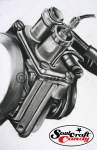 Soulcraftcandy cyclomotor carb