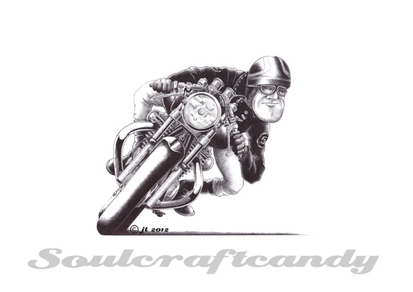 Cafe Racer No.6