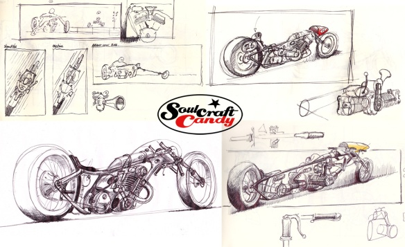 Dragster ideas.