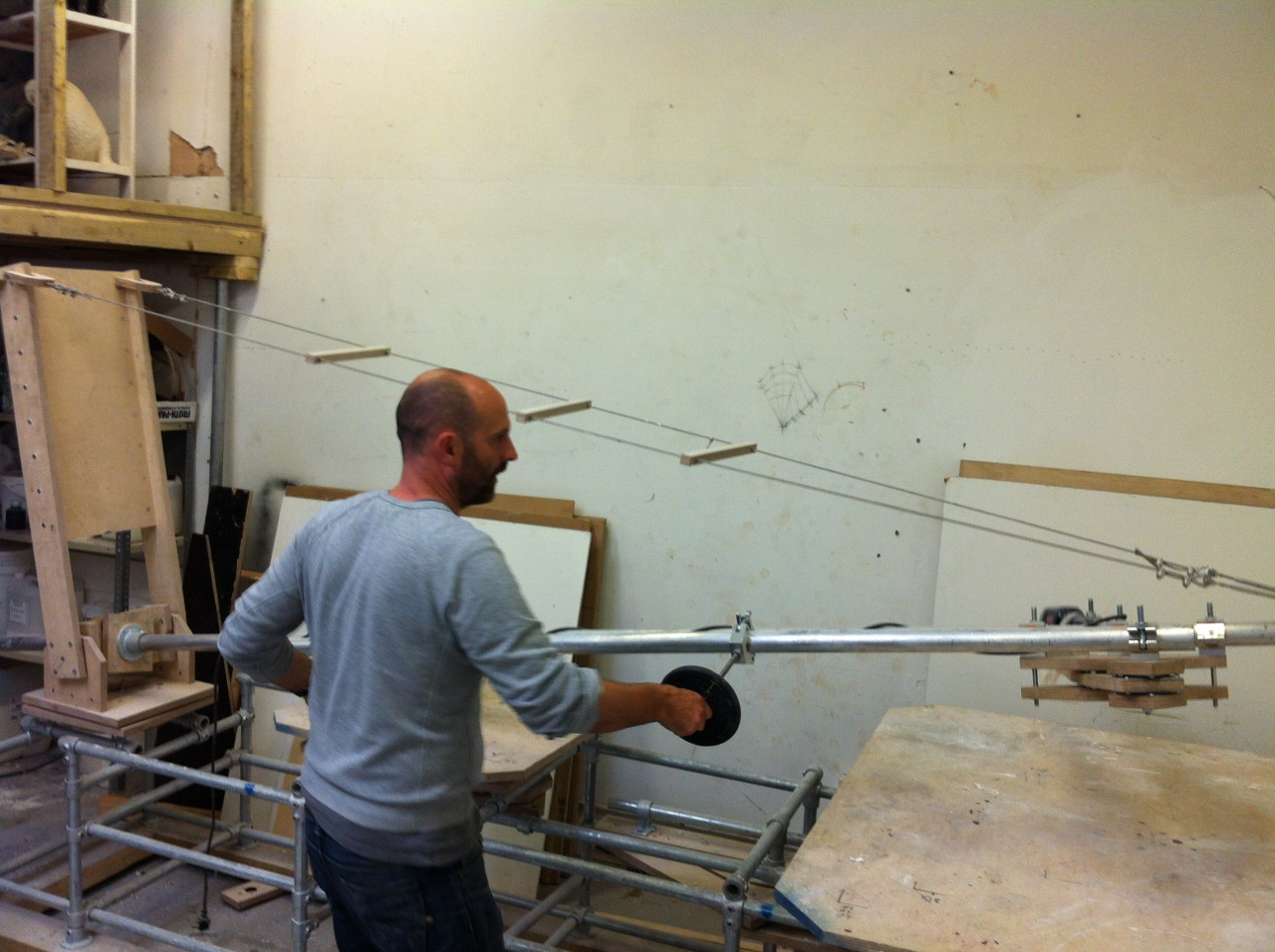 eds machine shop