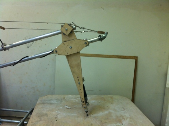 Ed Barton pantograph at Soulcraftcandy