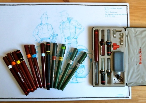 Techy pens1